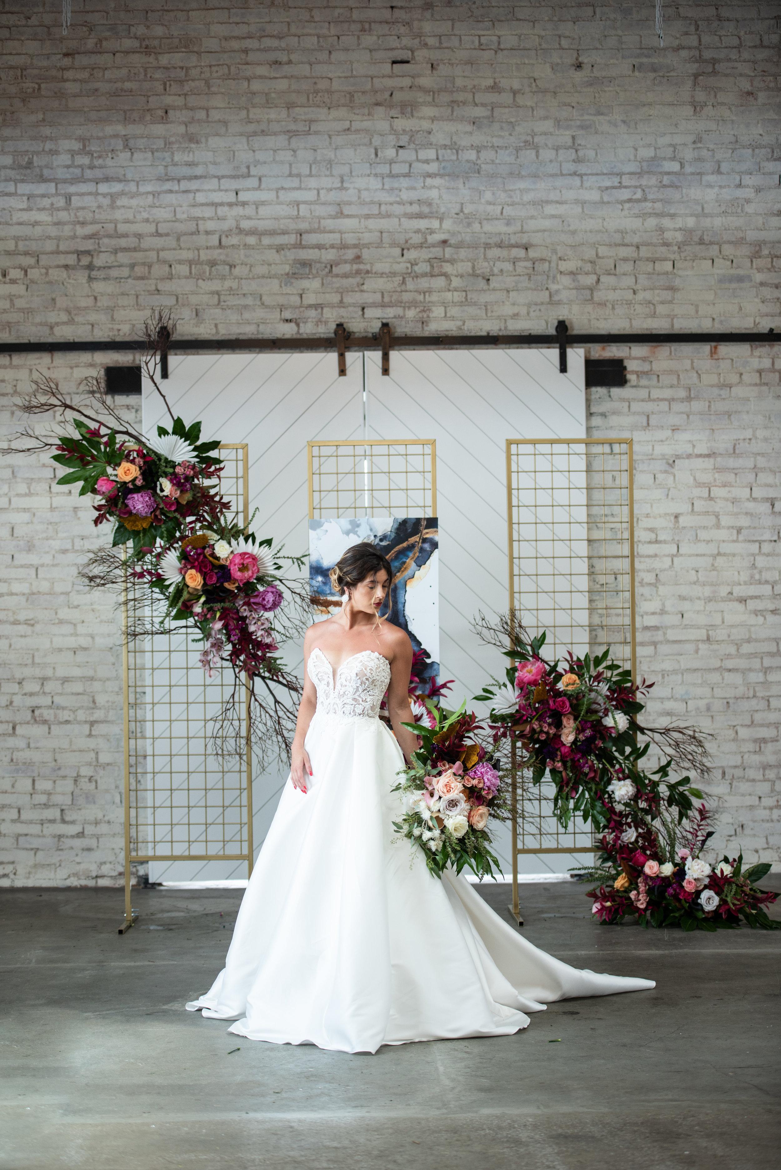 KC wedding florist