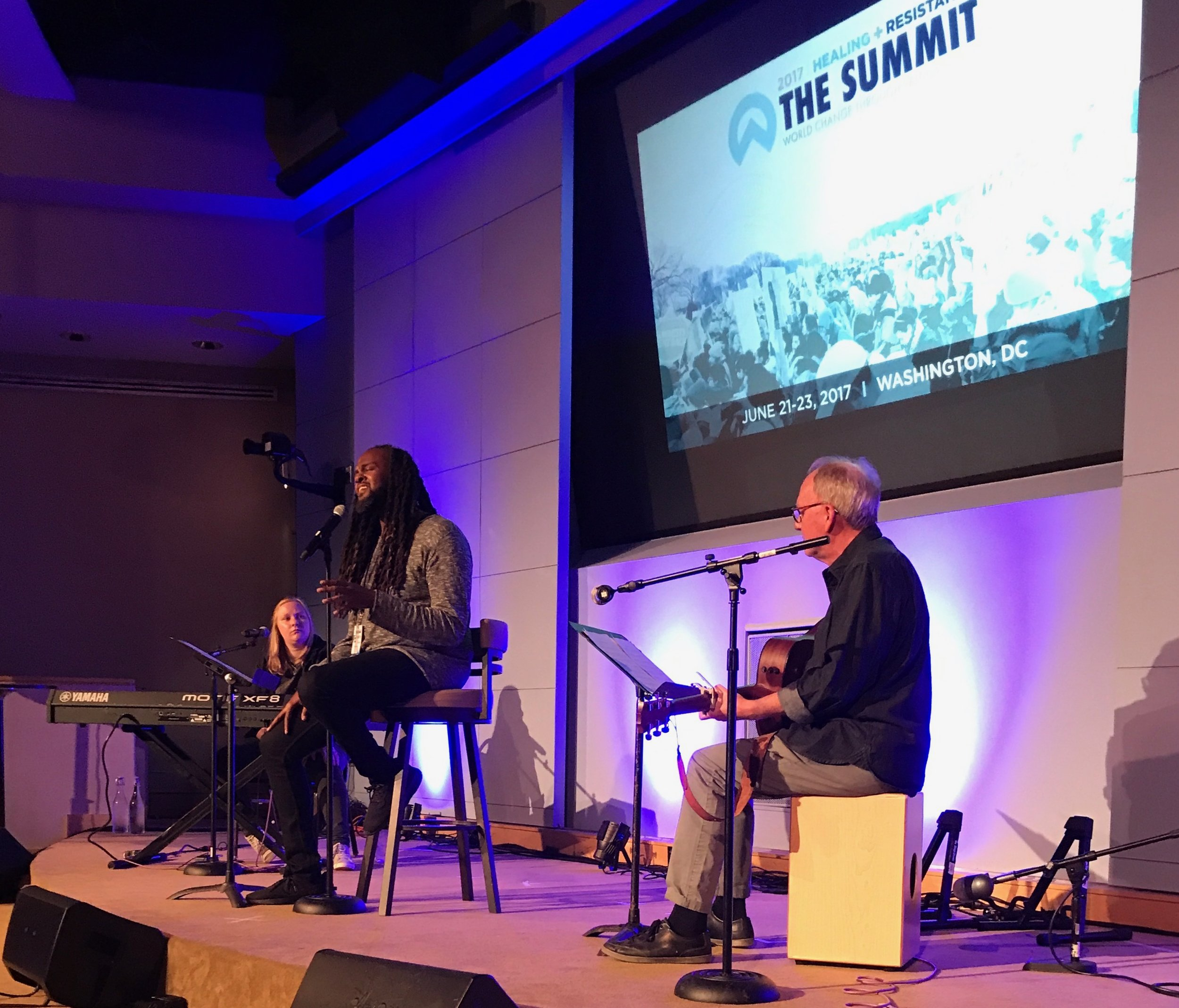 The Many at The Summit Conference