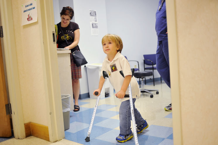 Giving Back - With every pair of crutches you purchase, Feel Better Bling will help a child with disabilities in need by donating a pair of Mobileg Crutches !One Pair for One Pair!