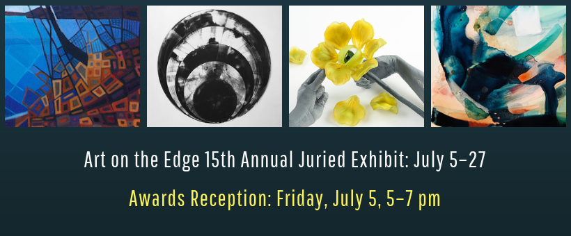 Art on the Edge 15th Annual Juried Show.png