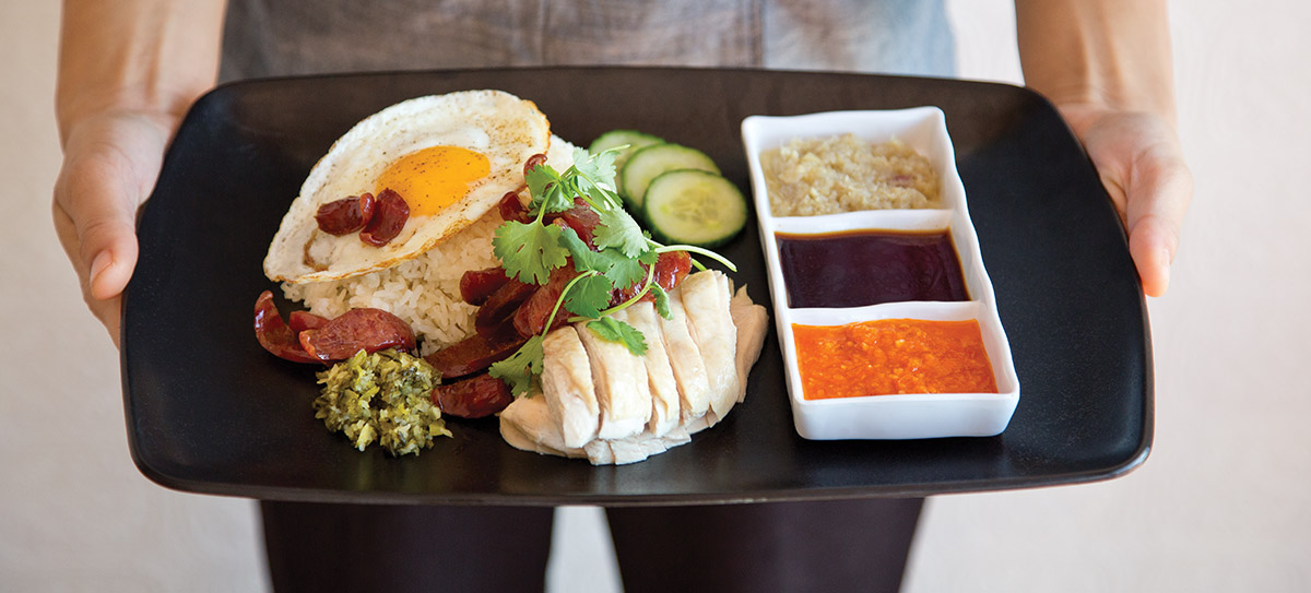 Nevada Public Radio  - Signature Dish of the Year 2015Simply put, this simple dish is the very essence of chicken