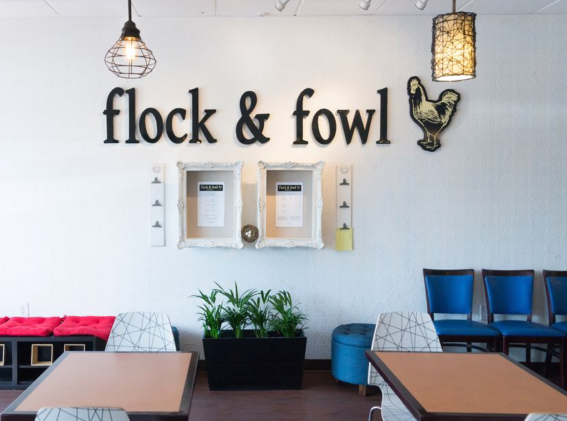 Nevada Public Radio - Best of the City ( Daily Special )Flock & Fowl is best known for introducing Las Vegans to poached Hainan chicken rice.