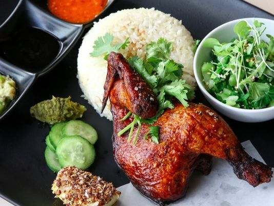 USA Today - Try a famous Chinese chicken dish in a Las Vegas strip mall