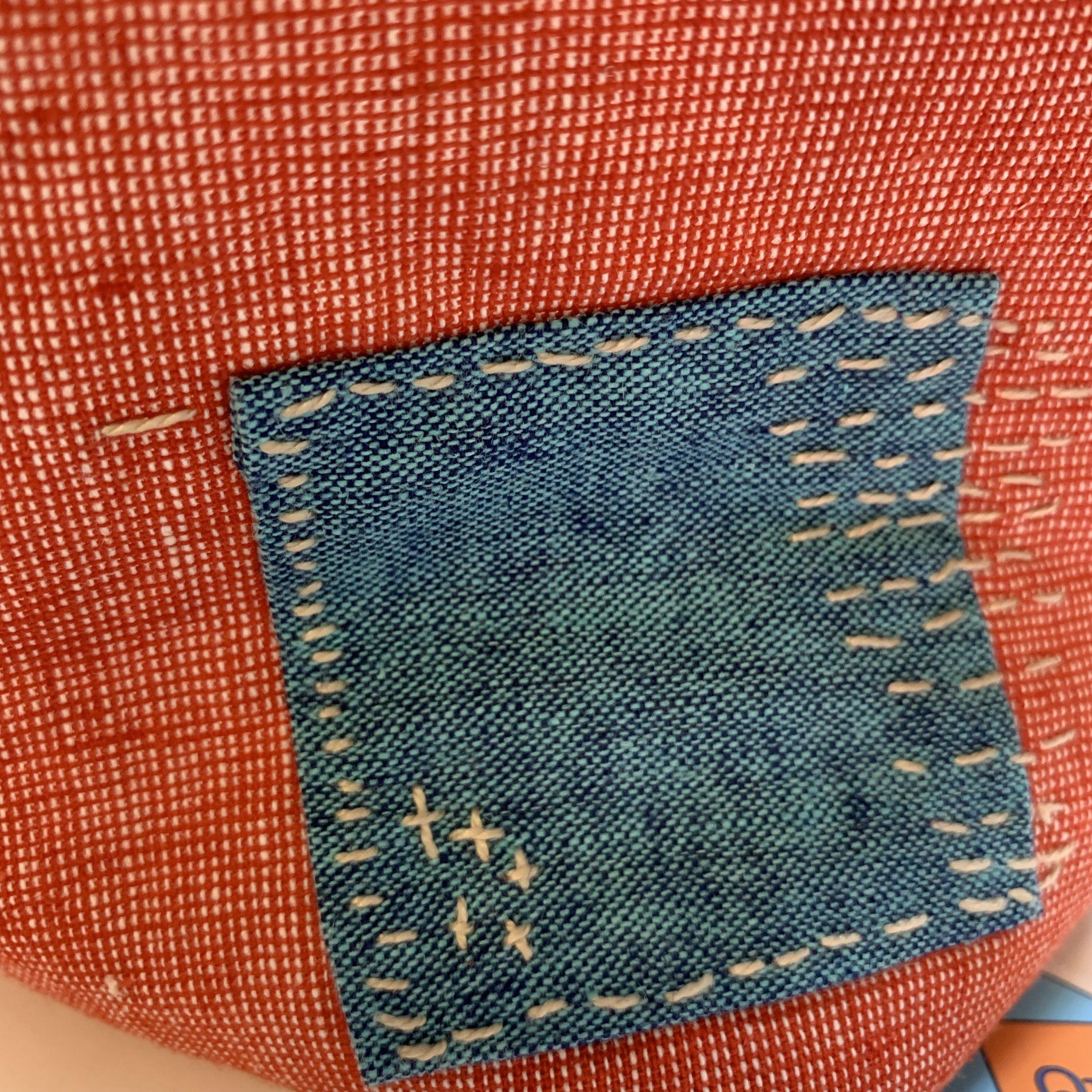 Adding my own stitching details
