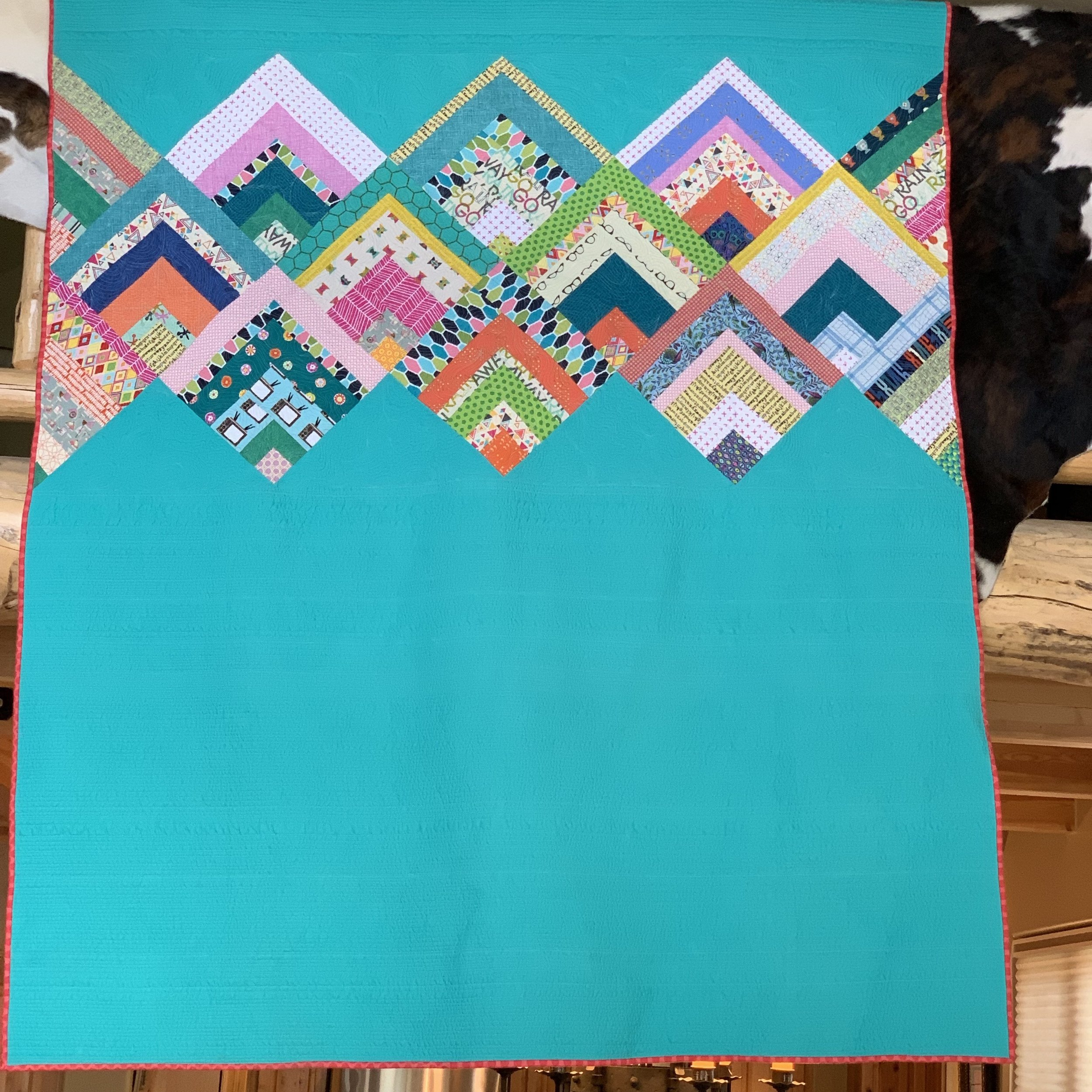 Rinse and Repeat quilt pattern