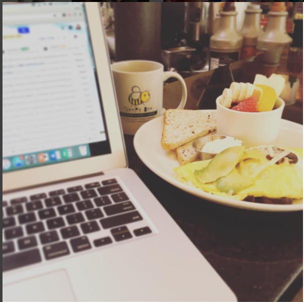 Working Breakfast