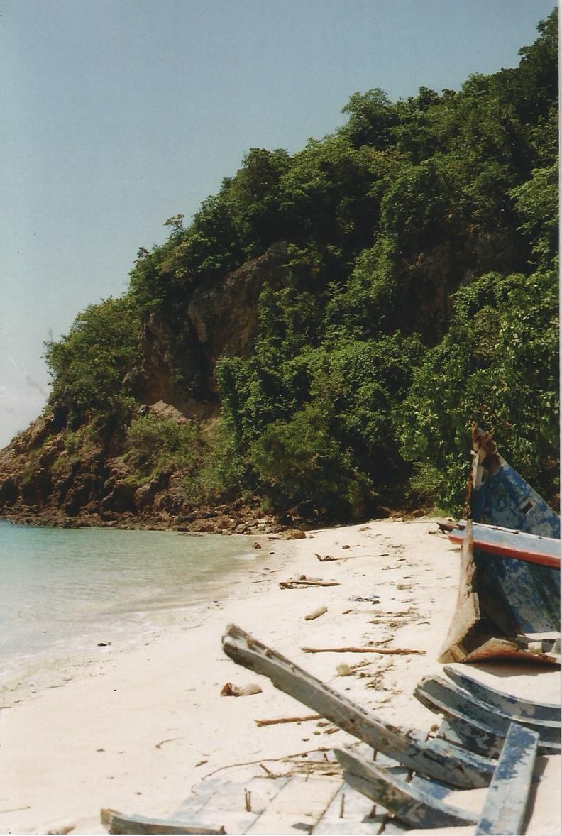 Unnamed island, Komodo, Nusa Tenggara