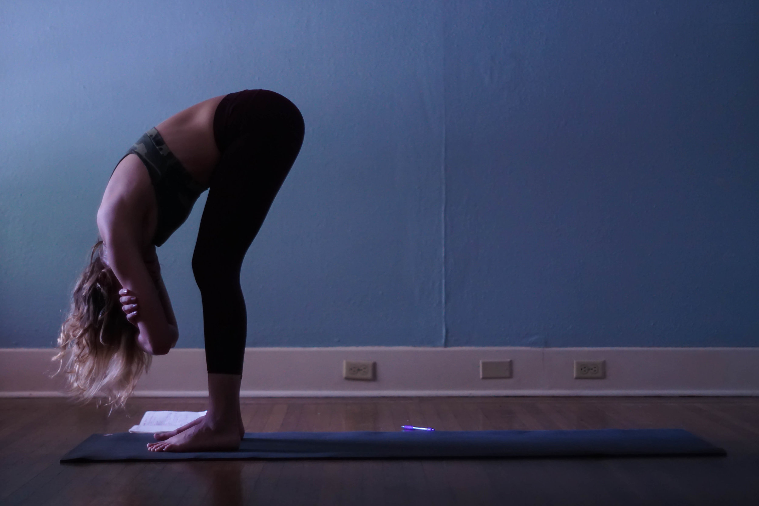 Crafting a Cannabis Yoga Home Practice