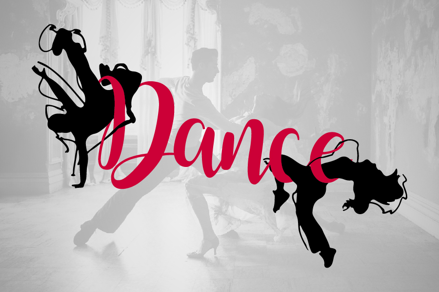 Dance Apparel - Show your support for your local dance organizations!