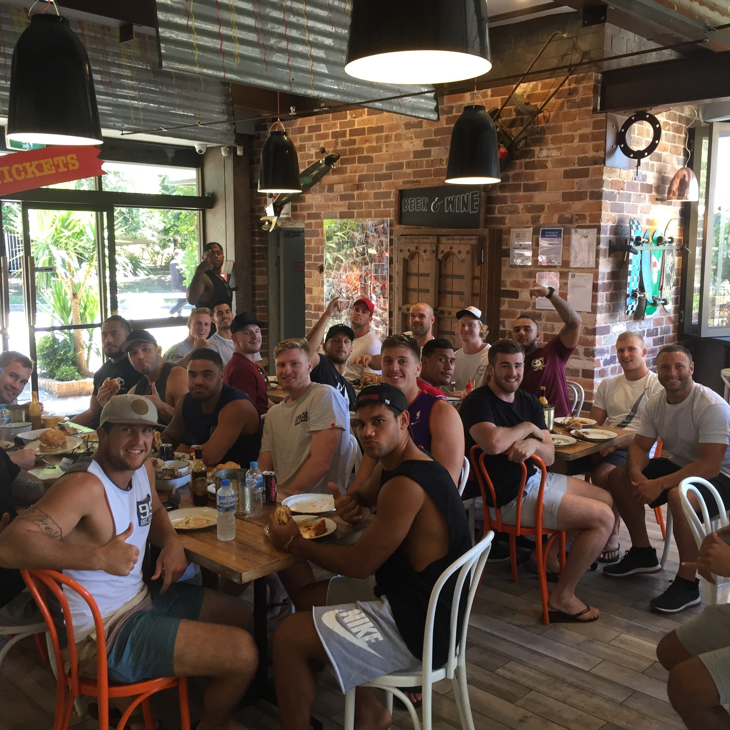 Manly sea eagles know where the best food is on the beaches! (1).jpg