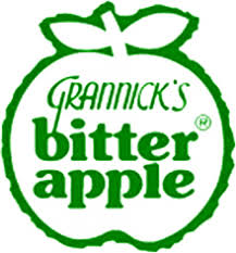 """Back in 1960 a dog fancier visited Grannick's Pharmacy and explained that her dog would become nervous before every show and start chewing and licking his coat.She asked if there was anything available to help stop him.No such product existed, but in the days when Irv Grannick learned his profession, pharmacists regularly prepared their own compounds and ointments.He tried different bitter flavorings until he came up with a formula that worked.For some time thereafter he gave his customer and her friends what he called """"Bitter Apple®"""" free of charge."""