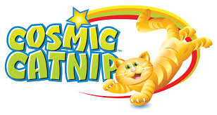 Cosmic Catnip has been the leader in providing unique, innovative catnip products since 1975. Today, Cosmic produces more packages of catnip than any other company in the world, and is the worldwide leading manufacturer of corrugated cat scratchers, catnip, catnip treats and catnip toys.  Cosmic Catnip grows all of its catnip in North America and has devoted years to study and research of the plant, resulting in the most potent, aromatic catnip ever. Catnip is a 100% natural herb that, when pinched, releases an aroma that stimulates an entirely harmless but extremely playful behavior in cats.  All of Cosmic Catnips products are produced with the same dedication to quality that goes into their catnip, to ensure that your cat has the very best play experience possible. Their cardboard cat scratchers are produced entirely in the USA and provide your cat with an exhilarating scratching experience it cant find anywhere else.