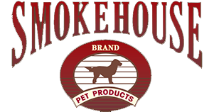 Smokehouse Pet Products has been producing and supplying premium dog treats since 1991. All Smokehouse products are carefully cooked and prepared to preserve the natural flavors of beef, chicken, pork, lamb and turkey that dogs love so much. Our cooking processes are closely monitored to ensure consistent quality and product safety. Please do not hesitate to send us an e-mail or picture............ we love hearing from our customers!