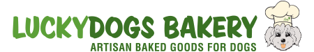 We manufacture the freshest, tastiest, certified organic dog treats in all the world! Biscuits you can feel good about giving to your canine buddy. They're so delicious, you can even SHARE them with your dog. (If he'll let you)  Just take a gander at some of the ingredients in these puppies (pun intended): organic eggs, organic flax, sunflower, and chia seeds, just to name a few. With FOUR different flavors to choose from, you're sure to find just the right one to make you a hero in your dogs' eyes.  And best of all, they are wheat, corn, soy, and preservative – free!  All biscuits are made in small batches by Lucky in the USA,.