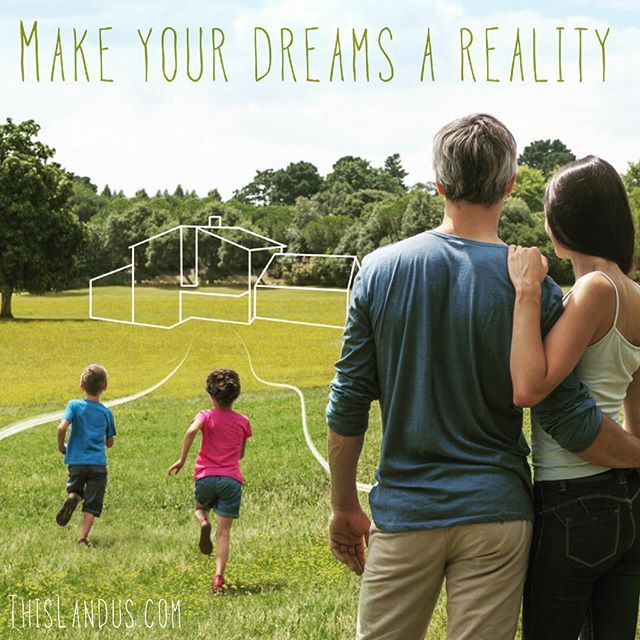 It's something you can build your dreams on! #thisforeverland #landscape #bethebestversionofyou #rvlife