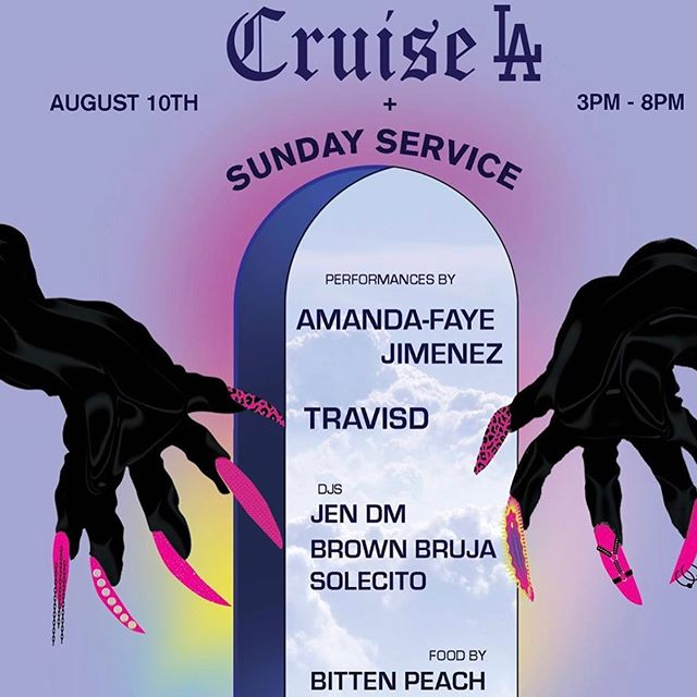 Starting to get ready for @cruise_la + @sundayservicela !  Happening Saturday 8/10. I'll be there from 4pm -7:30pm. Swipe to see the menu. Help me raise funds for @aidslifecycle . #aidslifecycle #queerchef #aidsawareness #popup #friedchicken #hahahotsauce