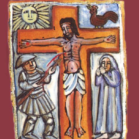 O Christ Surround Me March 6 - April 21, 2019