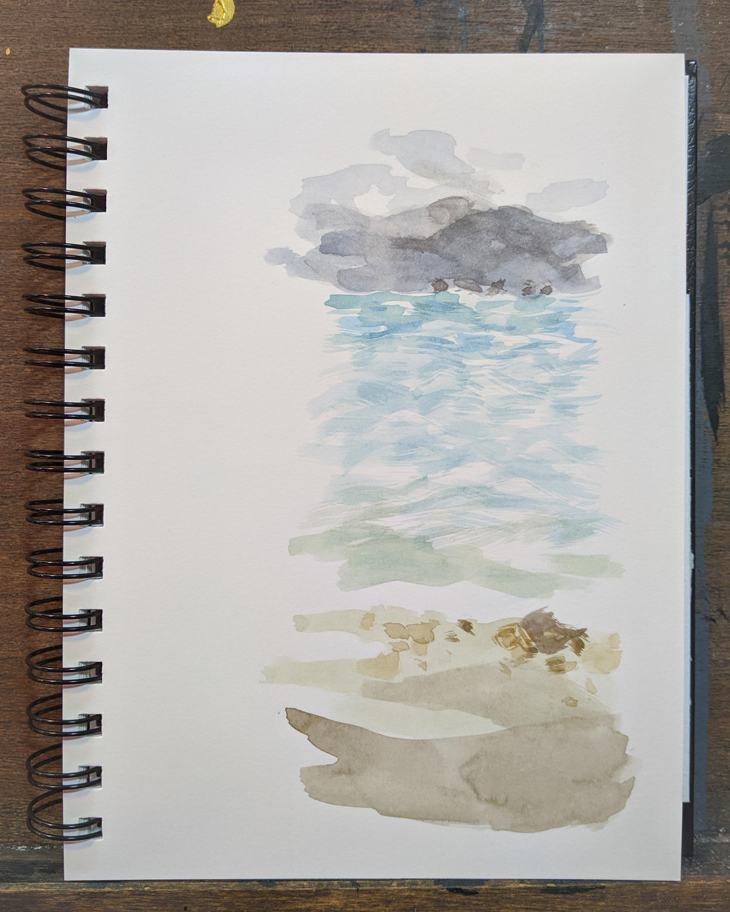 Saturday the 21st - Bear Lake, I