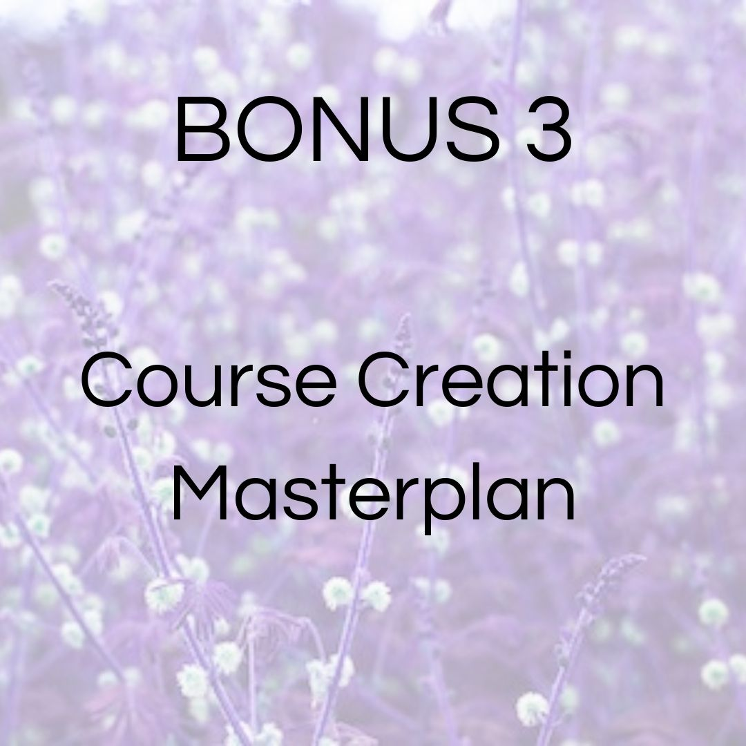 Create, Market and Launch a course - Take what you know and turn it into a profitable online course. Follow the programme at your own pace, or join the next live round (Sept-Oct 2019).