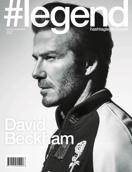 Interview with David Beckham