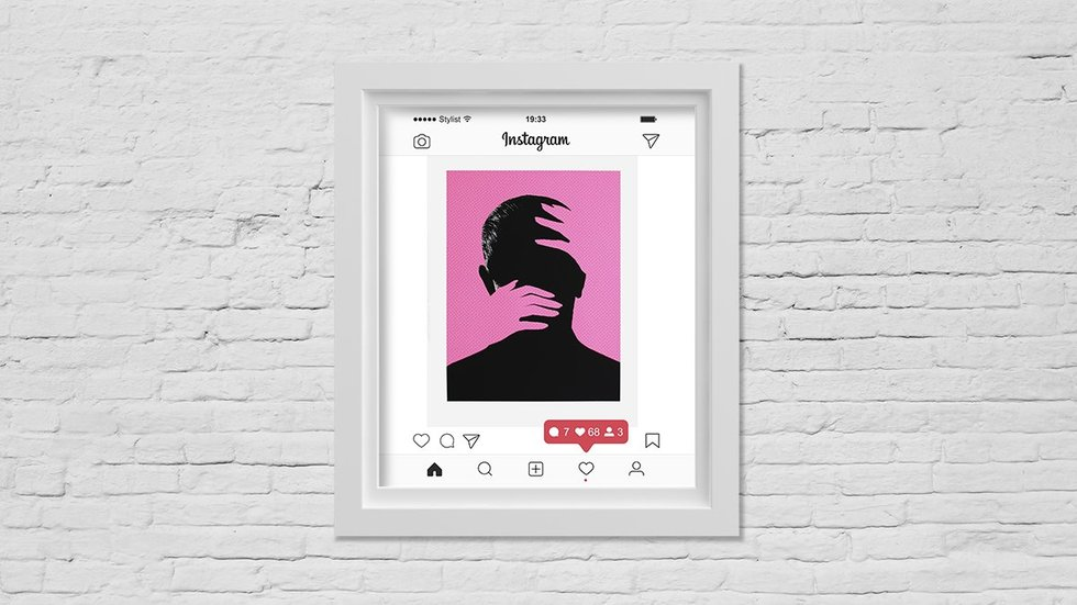Feature on Instagram Art