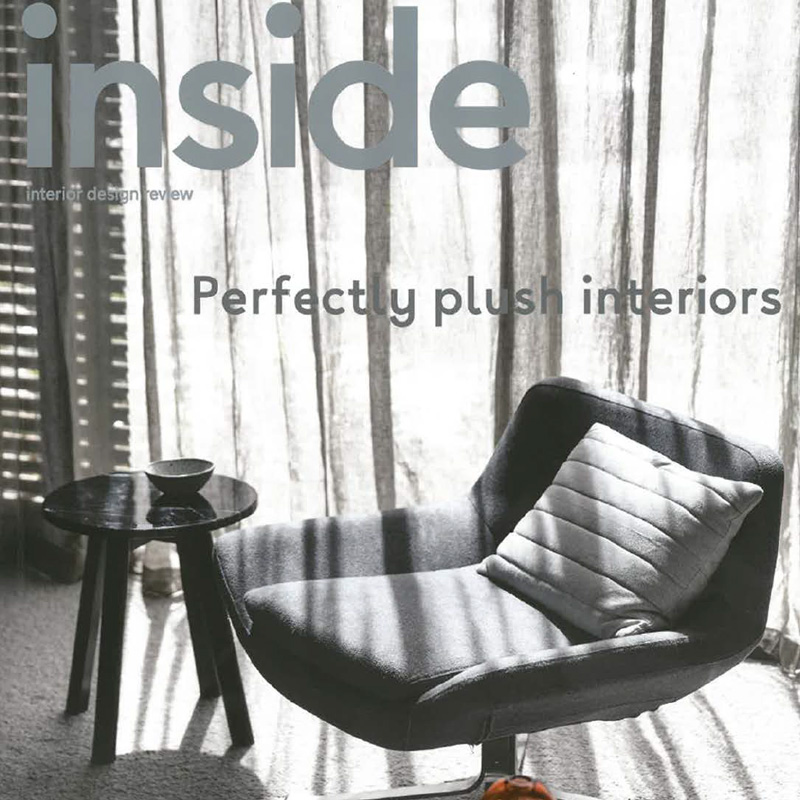 INSIDE INTERIOR DESIGN REVIEW - May-June 2018 20-26 2016 | Issue 101'Sunny Slope' by Michelle Bailey