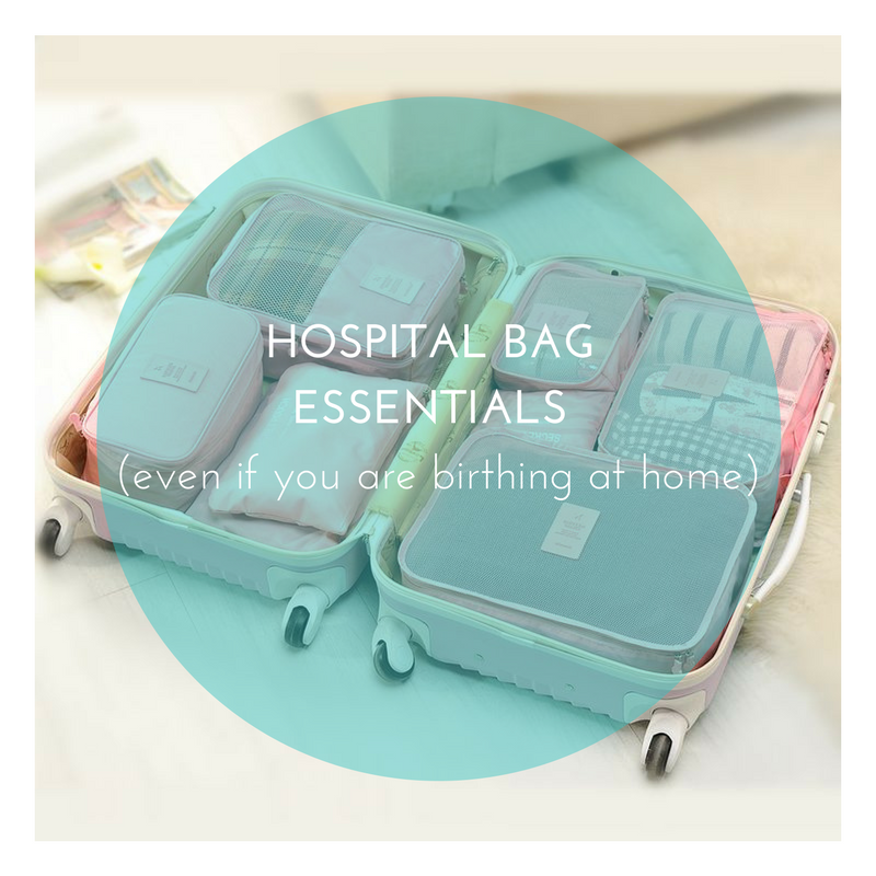 My personal and professional tips on what to pack when you are having a baby.  - Orange book or otherwise known as your pregnancy record  - List of all the phone numbers you may need when you go into labour. For example, midwife, doctor, hospital,baby sitter, doula and photographer  - Your Hypnobirthing folder with your affirmations and other 'toolbox'items you may want to bring with you  - Your birth preferences  - Headphones and/or speaker to listen to your hypnobirthing tracks  - Your own toilet paper - some hospitals toilet paper isn't the best to use after having a baby  - Your own box of tissues  - Pen and notepad  - Your own towel – hospital towels can be a little small  - Your own Pillow –great as a comfort brought from home, but also great for after as feeding pillow if need. Some hospitals can be short on pillows and good sleep is important with a newborn baby  - What you feel you want to use or need in labour, that your place of birth may not provide use of, like hot packs, birthing ball, birthing stool, bean bag  - Phone charger  - Lip balm  - Snacks and drinks for labour for yourself and support people, also to have for after and during your hospital stay  - Your own drink bottle  - Coins for parking &vending machines  - Camera and camera charger   Items for Mum    - What you may want to wear in labour  - Change of clothes (including undies) for your partner - good to have if it's a longer stay than intended plus bathers/boardies if entering the birth pool/bath/shower with you in labour  - Maternity pads  - Comfortable maternity bras and breastfeeding tops  - Comfortable knickers/undies –good tip is to purchase a couple of dark coloured next size up undies to use for the first 24 hours  - PJ's/comfortable breastfeeding friendly nightie  - Socks, slippers and shoes  - Toiletries –buying mini travel packs are really convenient for things like shampoo, conditioner, deodorant,body wash (even though I do not recommend using body wash/soap on your chest for a