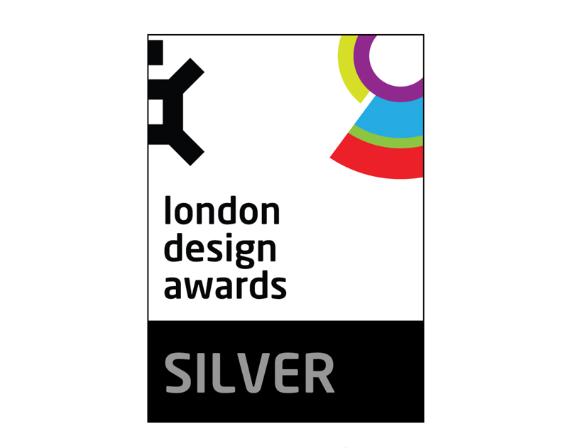2018 Nov 09 - ODE's project titled Beyond Surface wins the Silver Prize at the 2018 London Design Awards.