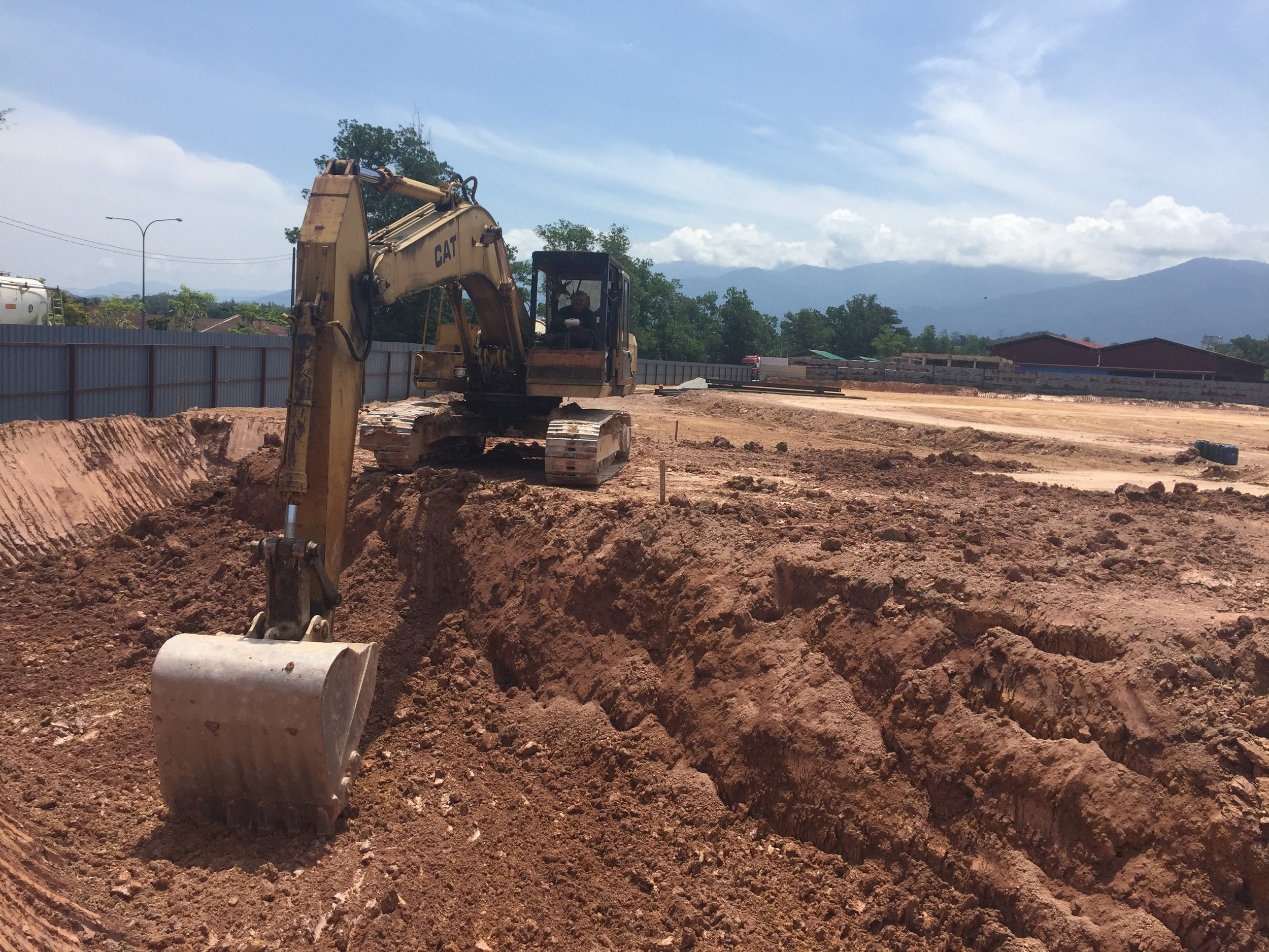 2019 May 10 - Perak Factory and Restaurant - Our Perak Factory and Restaurant breaks ground in Malaysia.