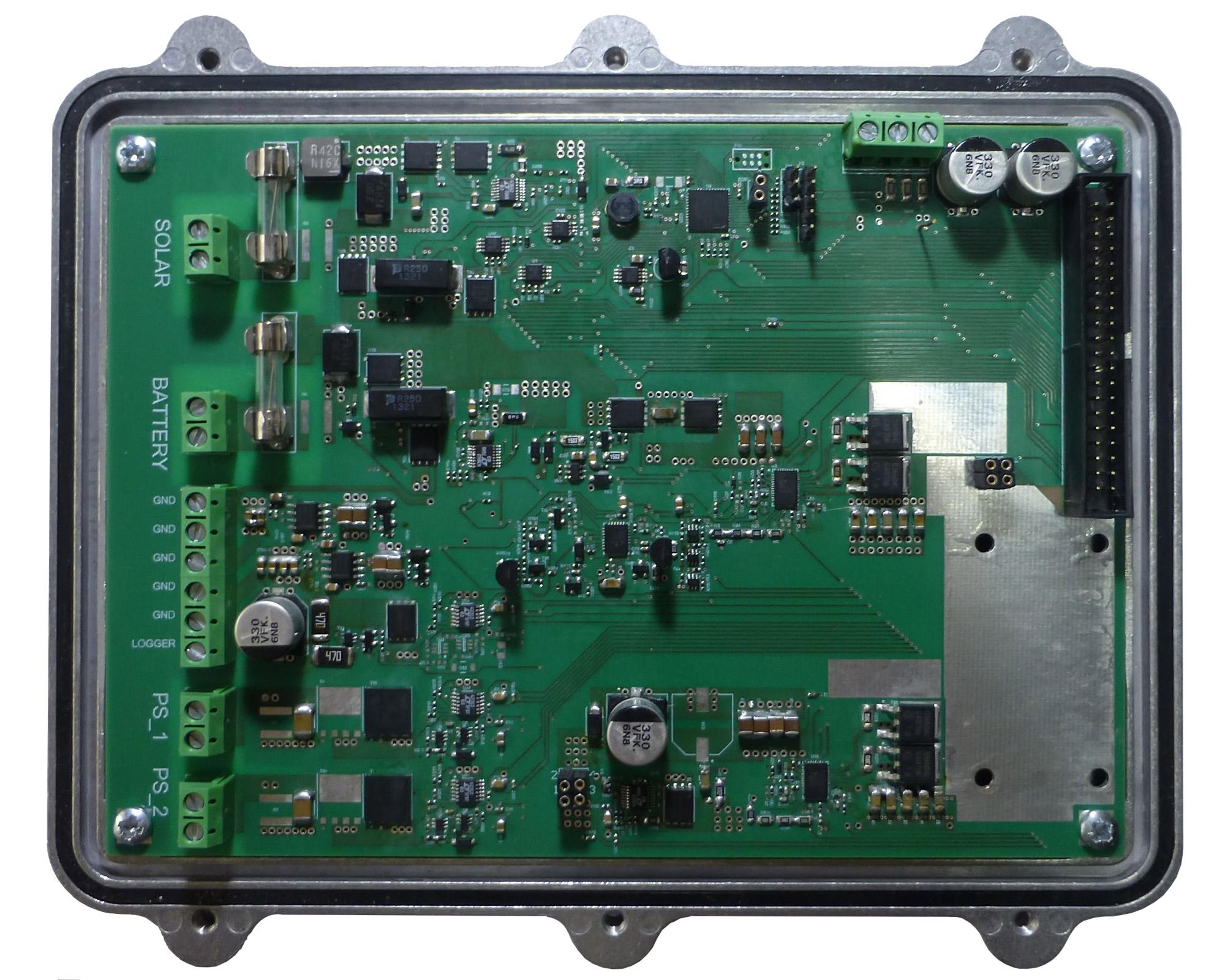 PowerProtect weather station lightning protection BARANI-DESIGN