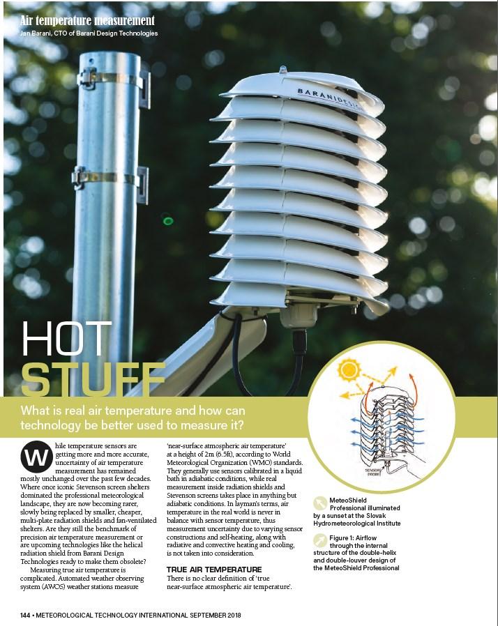 Meteorological Technology International September 2018 - page 146