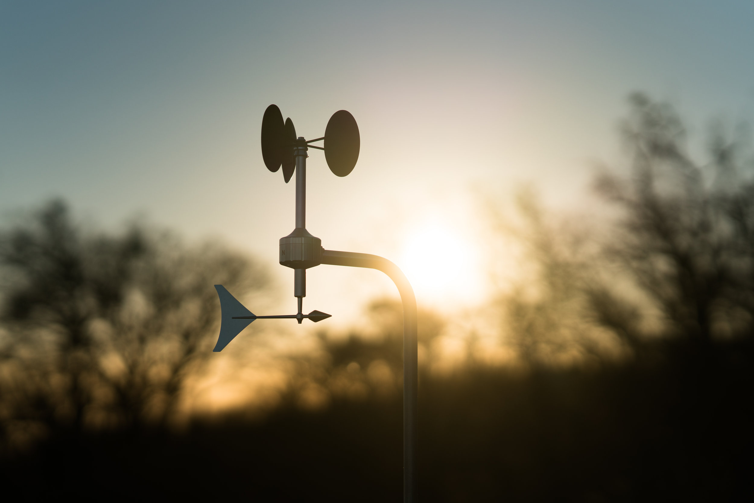 MeteoWind 2 anemometer - the Thies CLIMA First Class competitor