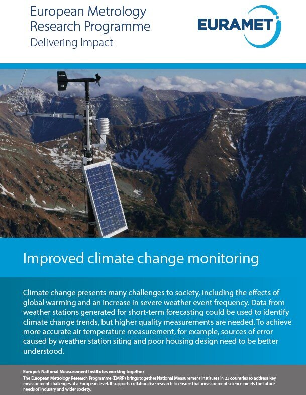 MeteoShield Professional delivers a significant increase in climate change monitoring precision.