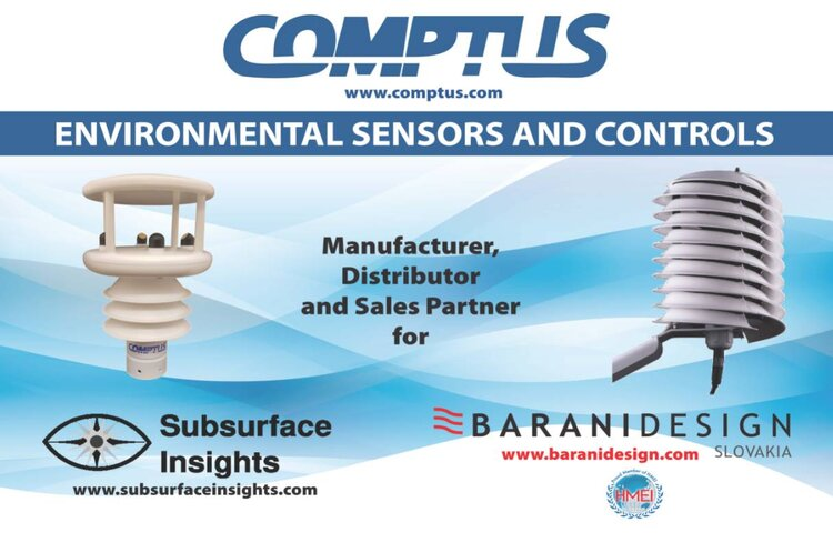 New technologies at AMS 2020 by Comptus Inc. of New Hampshire.