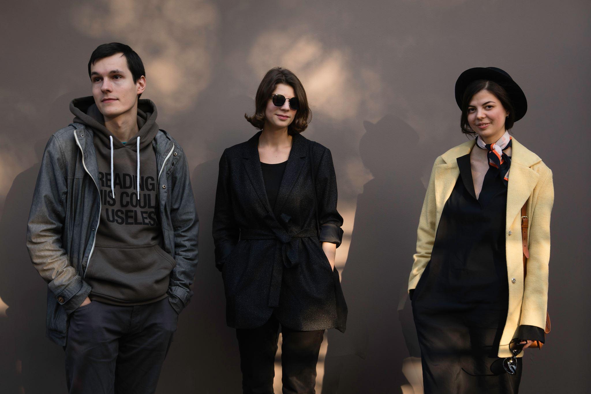 Борис Філоненко, Анастасія Леонова, Катерина Носко, співзасновники та редактори IST Publishing