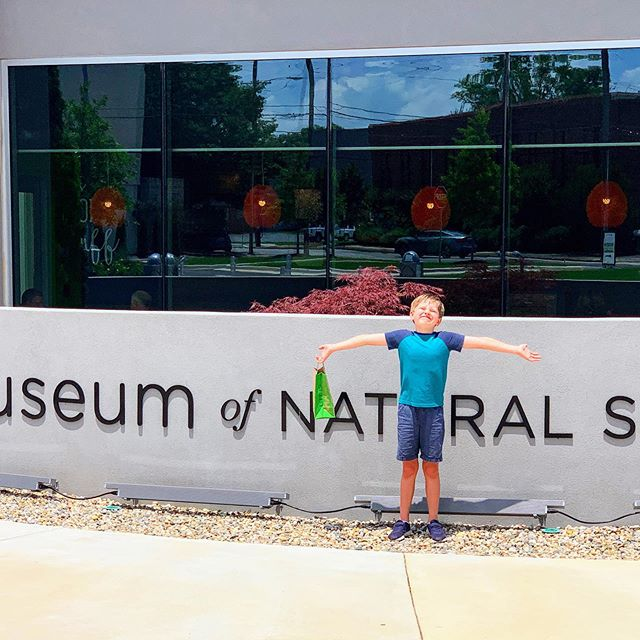 New Blog Post: Day Trip to Decatur, Alabama. Link in bio!  We visited the Cook Museum of Natural Science, ate at The RailYard, waited out a rain shower at The Princess Theatre, grabbed takeout at Big Bob Gibson's, & ordered swirl cones for the road at Dari Delite in Hartselle.  Can't wait to go back!
