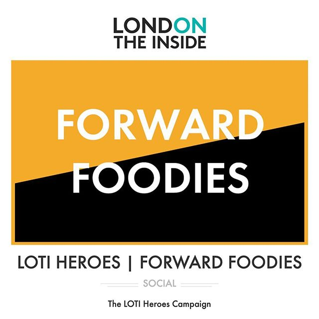 """Honoured to have been named a @londontheinside Forward Foodies HERO! alongside @mrlyan @silobrighton @foodchain__ @growing_underground #LOTIHeroes """"to highlight those extra-specially brilliant Londoners who are striving to make London and the world a better place, through charity, social enterprises, ethical fashion and sustainable living."""" Thanks for including us!"""