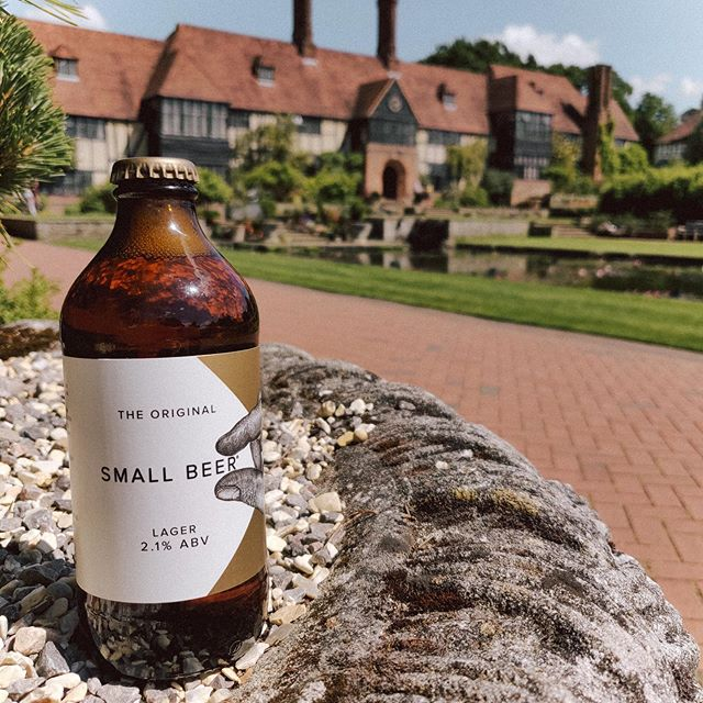 A very Happy Father's Day to all! Whether you're out for an adventure or having a relaxed one at home, we hope it's excellent. Be sure to tag us in your #smallbeermoments of the day 🍻