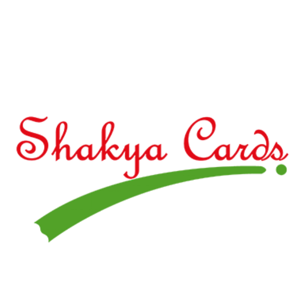Shakya Cards   Shakya Cards is a manufacture of specialty cards in Nepal. They show their selection of cards and products at their showroom in the center of the city, Ombahal, just close to New Road, Kathmandu.   Learn more about Shakya Cards  here