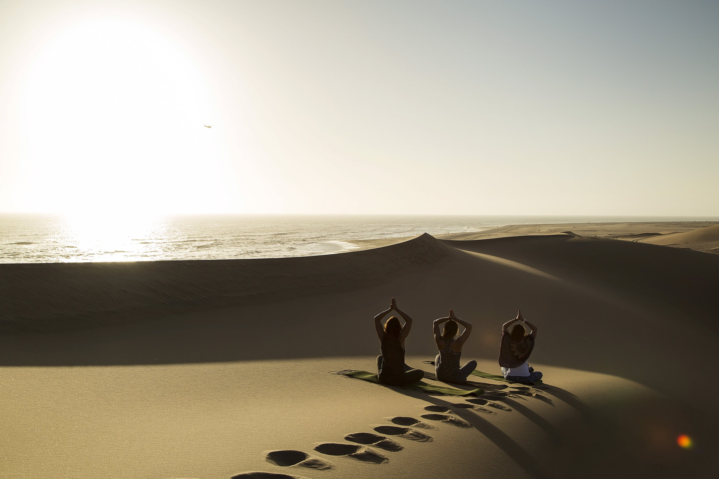 Swakopmund - where the Ocean meets the Desert