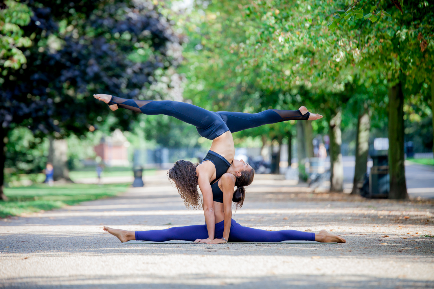 yoga retreat in africa with anna karides