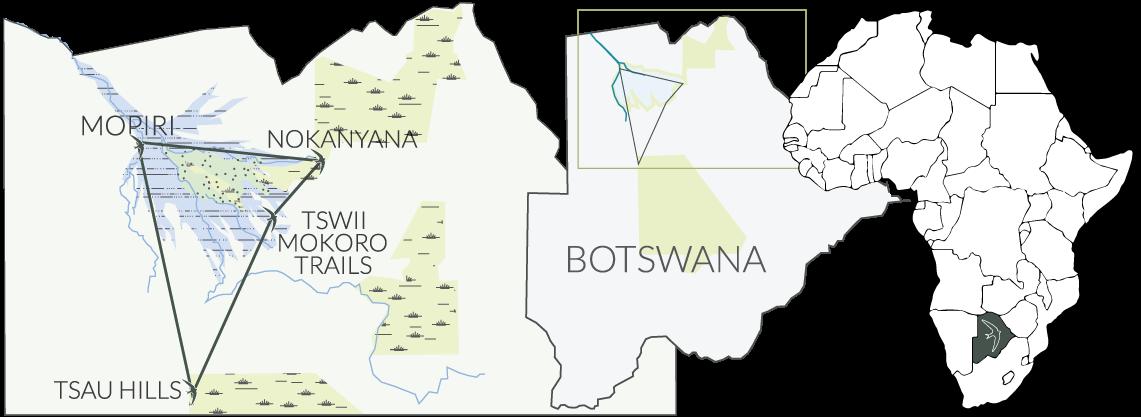 yoga retreat botswana