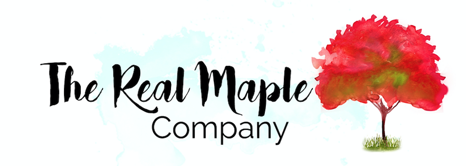 The Real Maple Company Logo