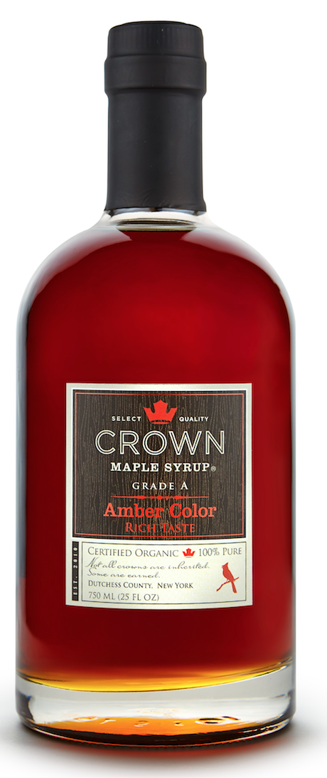 AMBER MAPLE SYRUP 750 MLS  £29.99
