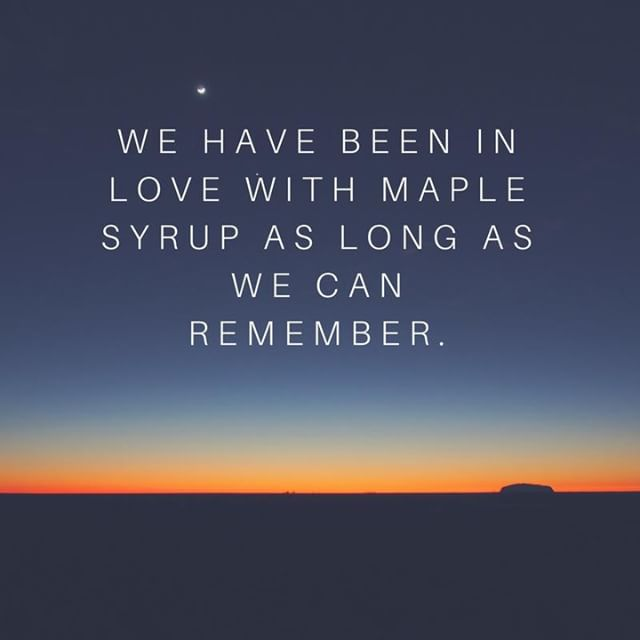 We have been in love with maple syrup as long as we can remember. But we also love #toughmudder #cooking #yoga and being #foodies.  #livereallife #therealmaplecompany #maplesyrup #love #picoftheday  http://ow.ly/uLhA30jbgXY