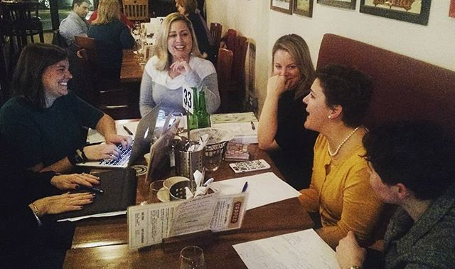 There are too many amazing women involved in the Diaper Bank to have just one #wcw. Here are just a few incredible women from our Fundraising and Communications Committees making plans for 2018!  Should we do introduction posts? Let us know!  #girlsnightout #2018isouryear #womenmakingadifference #changingdiapers #changinglives #diaperon #stlregion