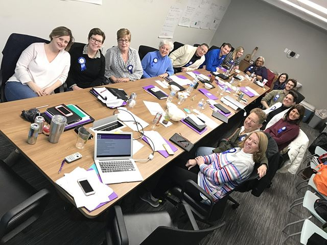 We'd like to give a huge shoutout to our board for an AWESOME board retreat last week! The Diaper Bank is very lucky to have such a hard-working group of individuals who serve. Thank you for all you do!
