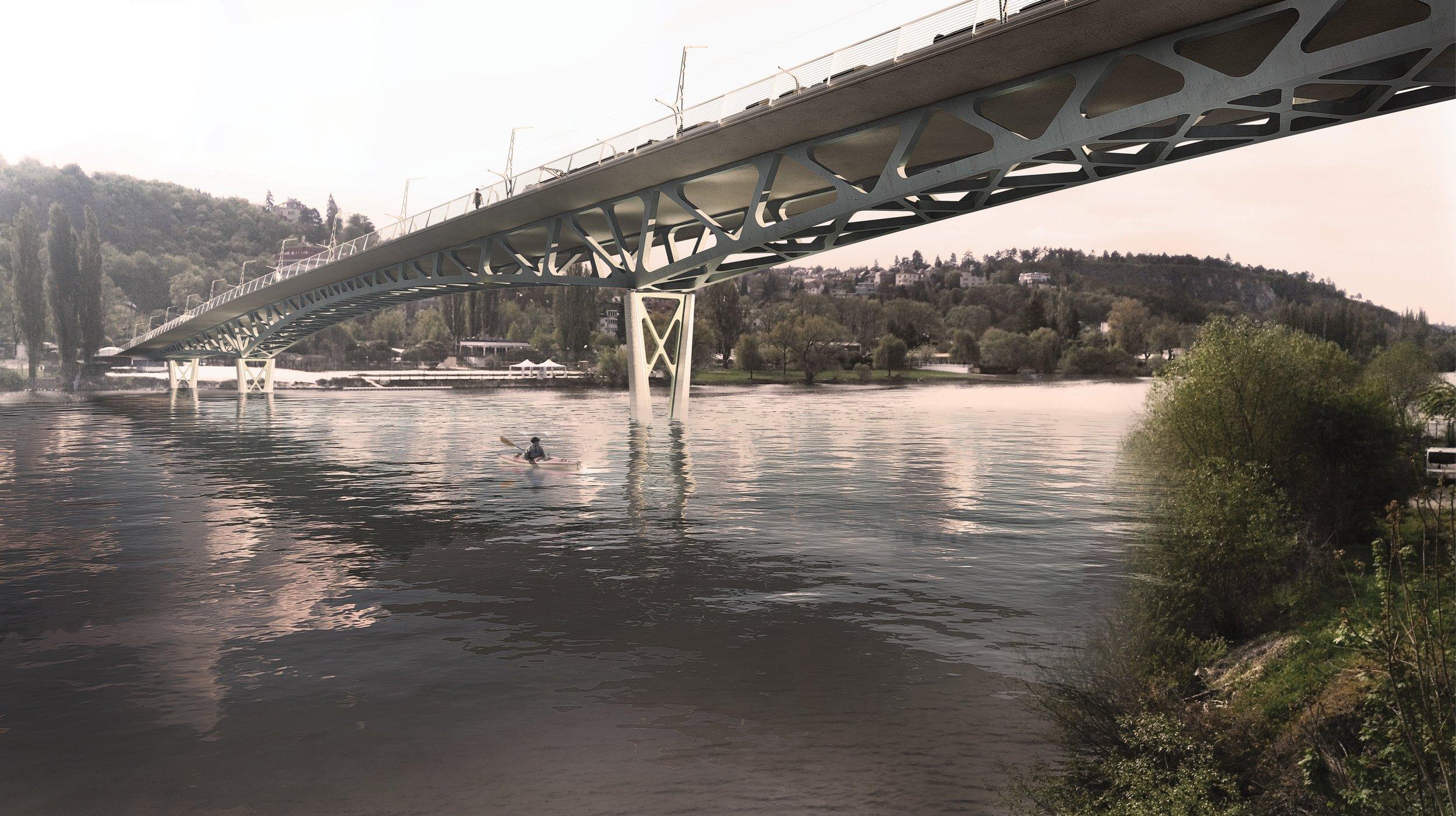 Dvorecky Bridge