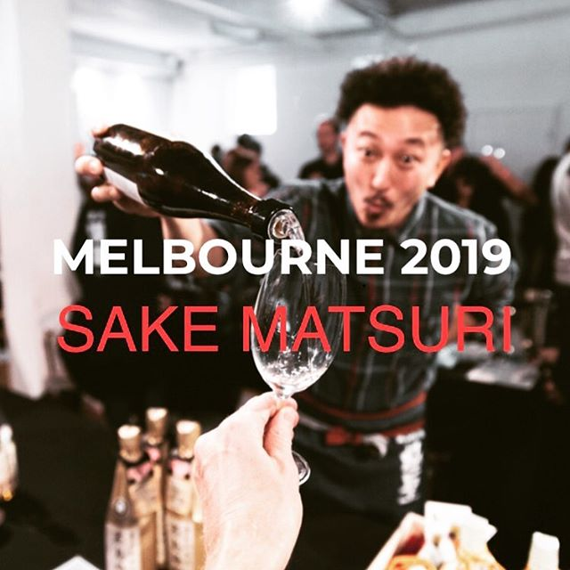 Saké Matsuri Melbourne 2019 is on Saturday 8th June!! Ticket is available at www.sakematsuri.com.au
