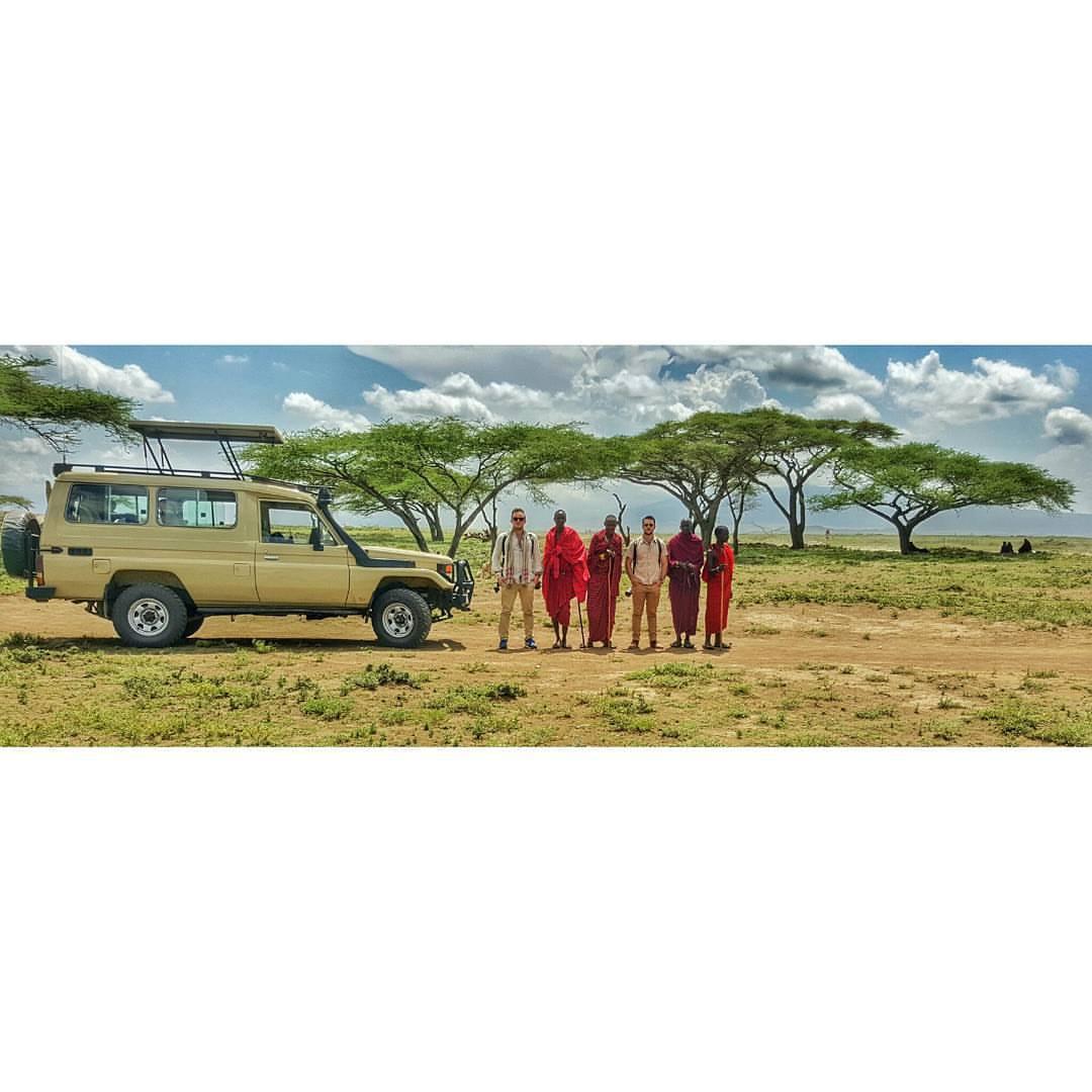 en Ngorongoro Crater